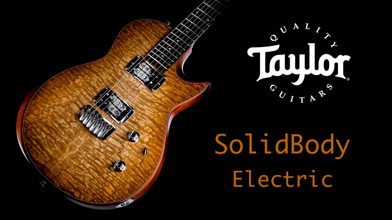 Taylor Solidbody Electric My Review After Several Tours
